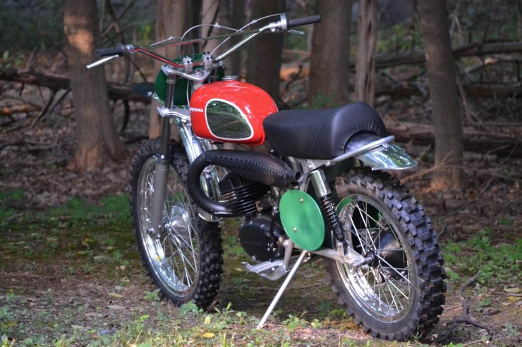 Husqvarna 250 Cross Back