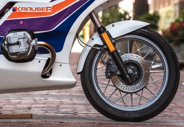 Krauser MKM 1000 Brakes