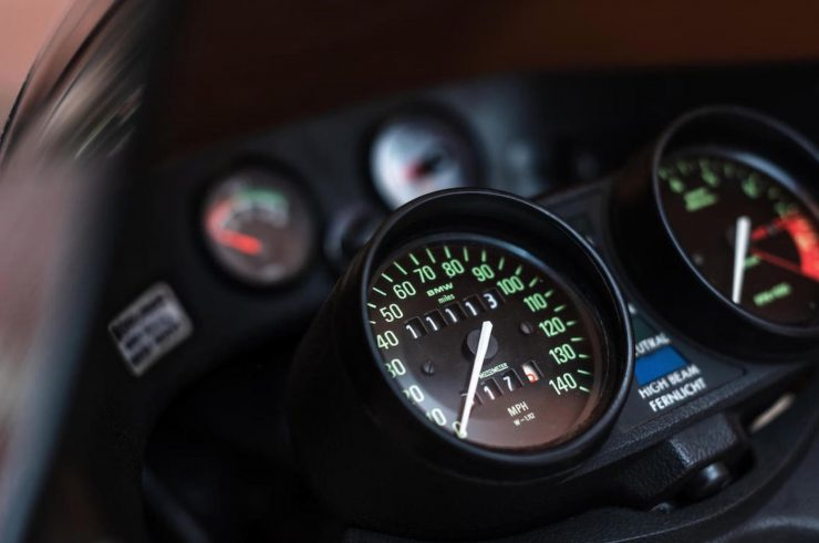 Krauser MKM 1000 Gauges