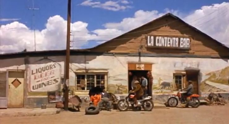La Contenta Bar Easy Rider