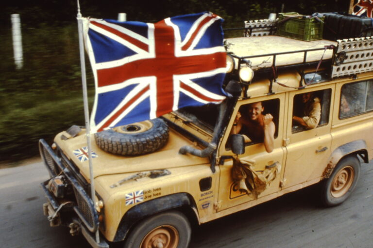A Brief History of the Land Rover Defender