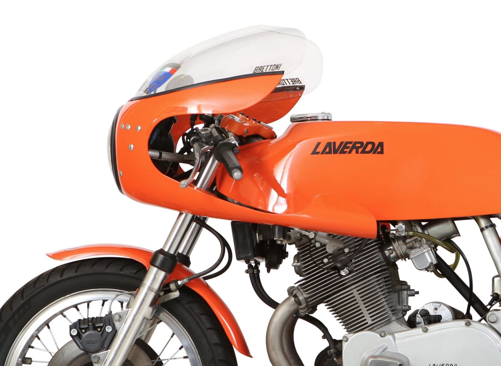 The Laverda 750 SFC Elettronica - An Endurance Racing Legend