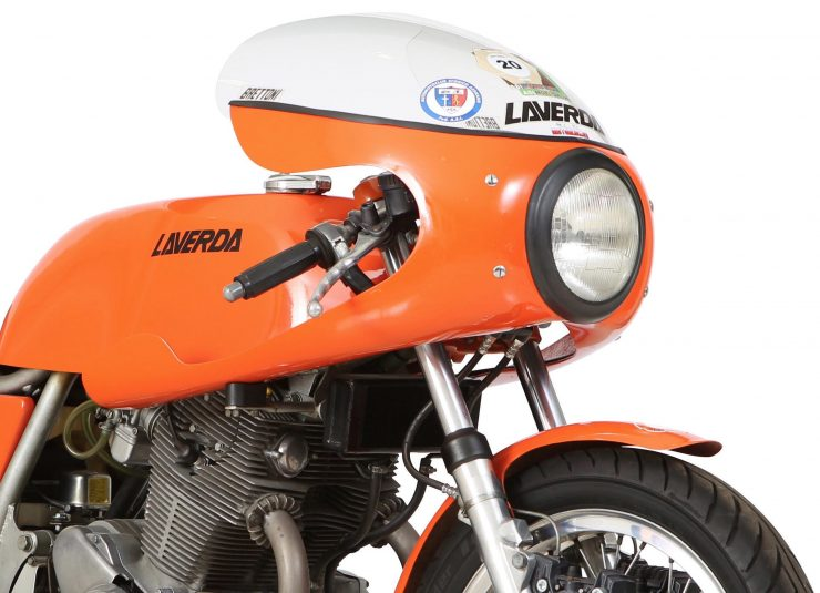 Laverda 750 SFC Fairing