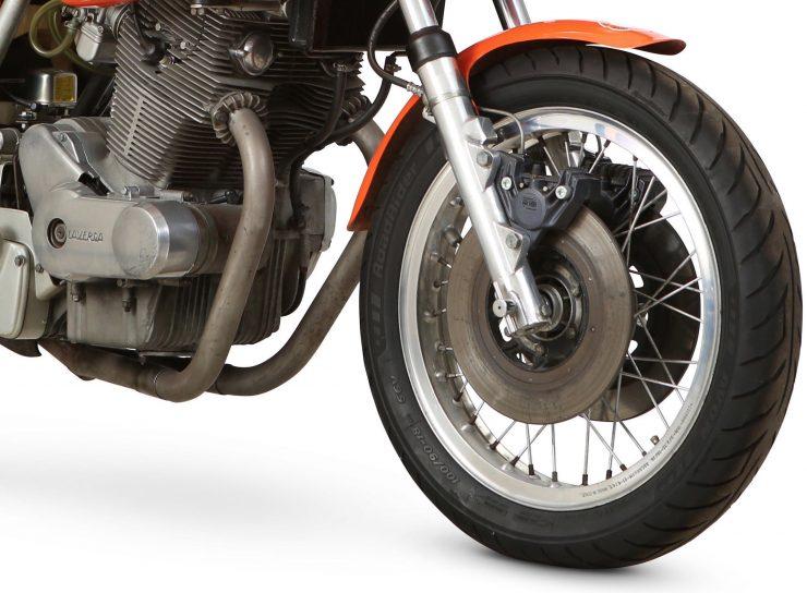 Laverda 750 SFC Front Brake