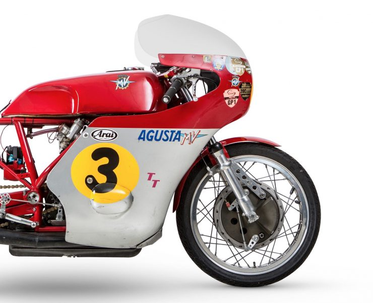 MV Agusta 500cc Three-Cylinder 1
