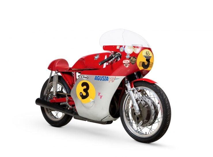 MV Agusta 500cc Three-Cylinder 2