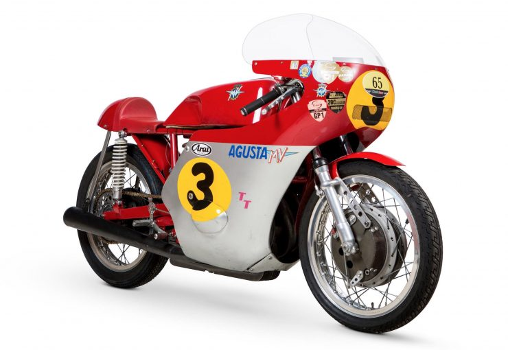 MV Agusta 500cc Three-Cylinder Main