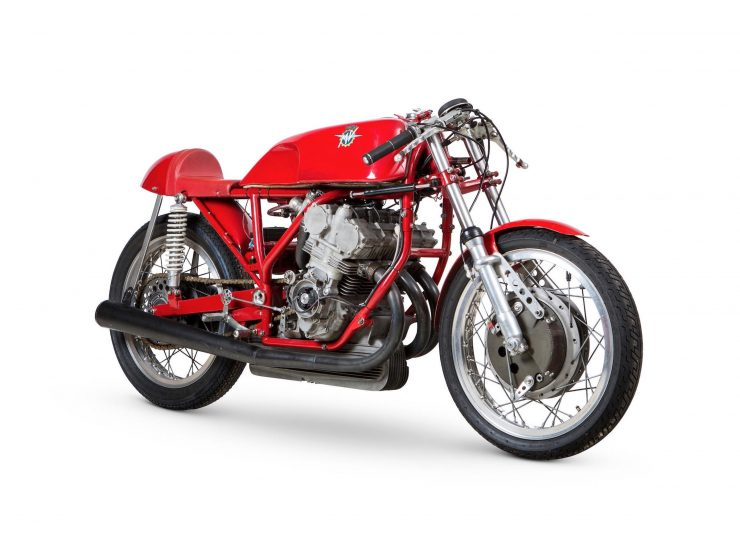 MV Agusta 500cc Three-Cylinder Naked