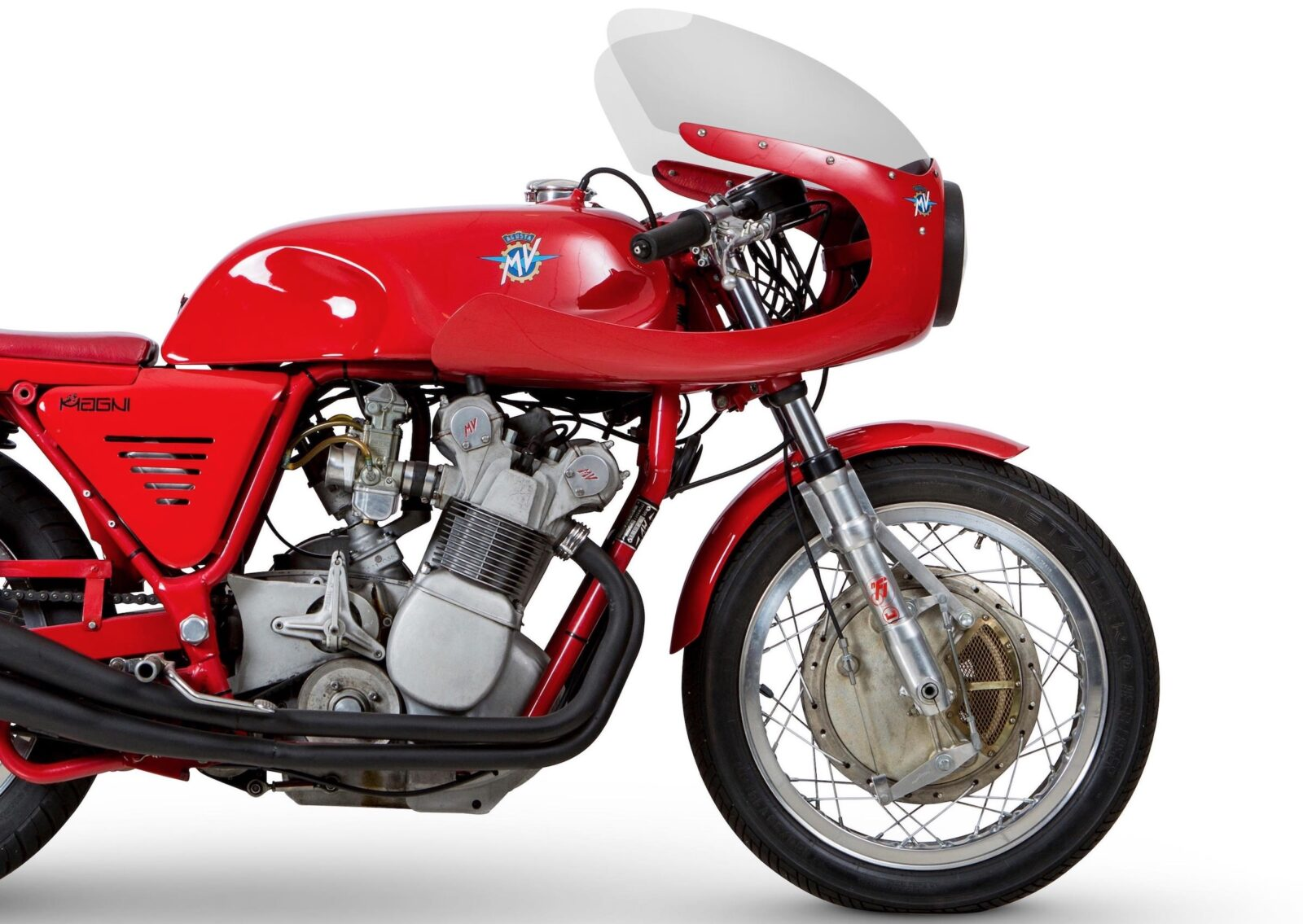 MV Agusta 861 Magni Front Right