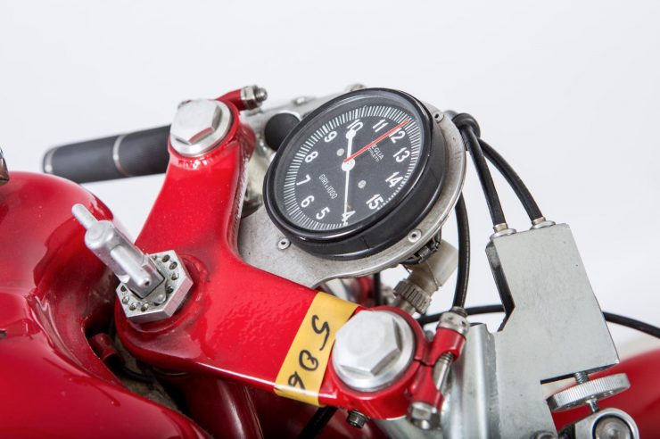 MV Agusta Three-Cylinder Engine Tachometer