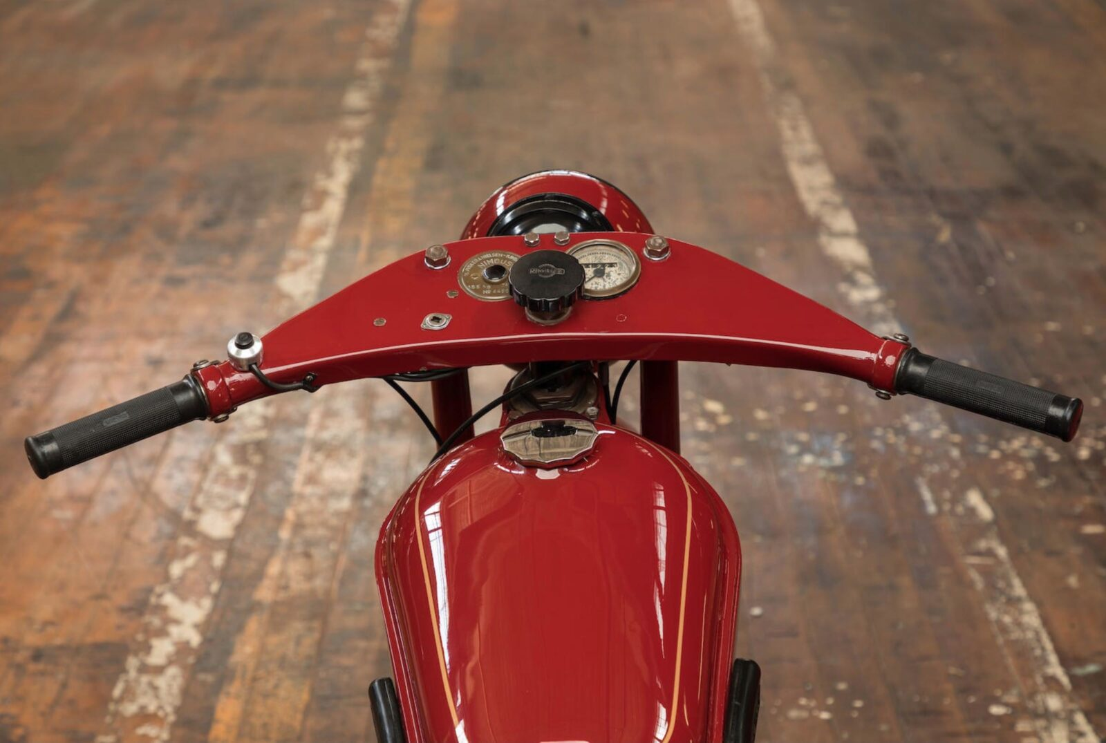 Nimbus Model C Motorcycle Handlebars