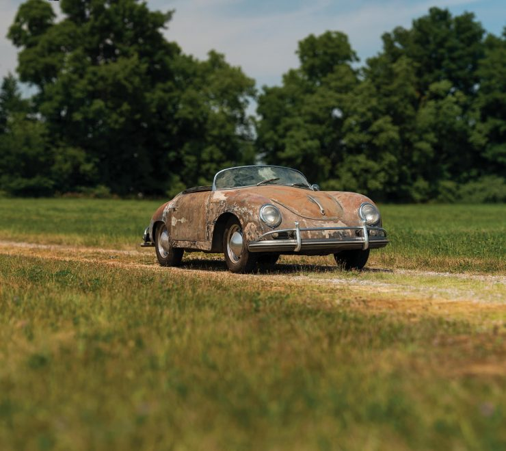 Porsche 356A 1600 Super Speedster 1