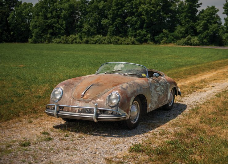 Porsche 356A 1600 Super Speedster 2