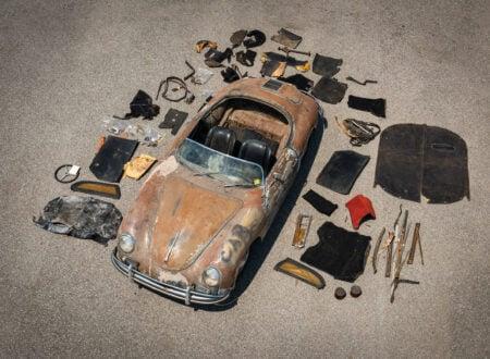 Porsche 356A 1600 Super Speedster