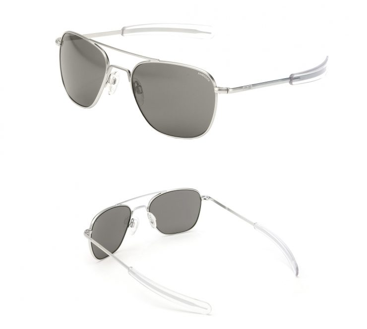 Randolph Aviator Sunglasses 4