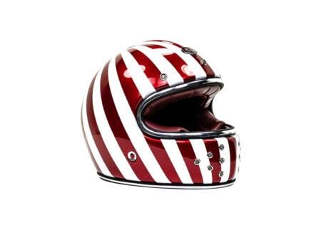 Ruby Castel Shibuya Helmet