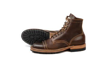 The White's Boots x Iron & Resin MP Service Boot