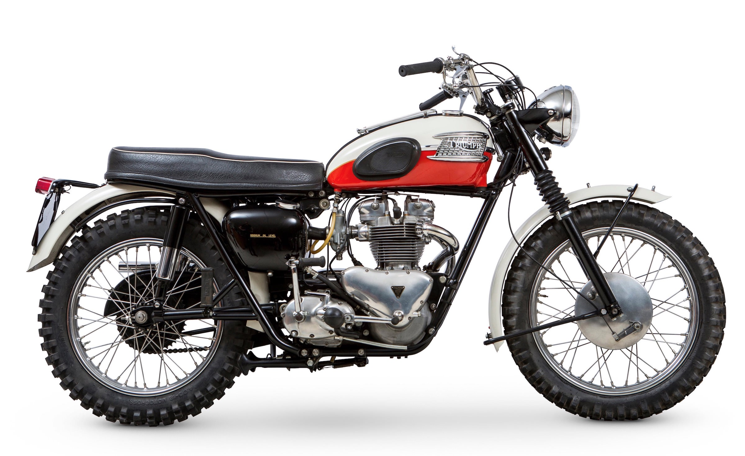 1960 Triumph Tr6 Trophy The Iconic Desert Sled