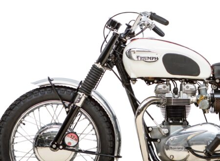 Triumph TT Special Competition Sports Desert Sled Main