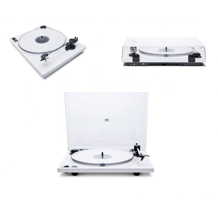 U-Turn Audio Orbit Plus Turntable Collage