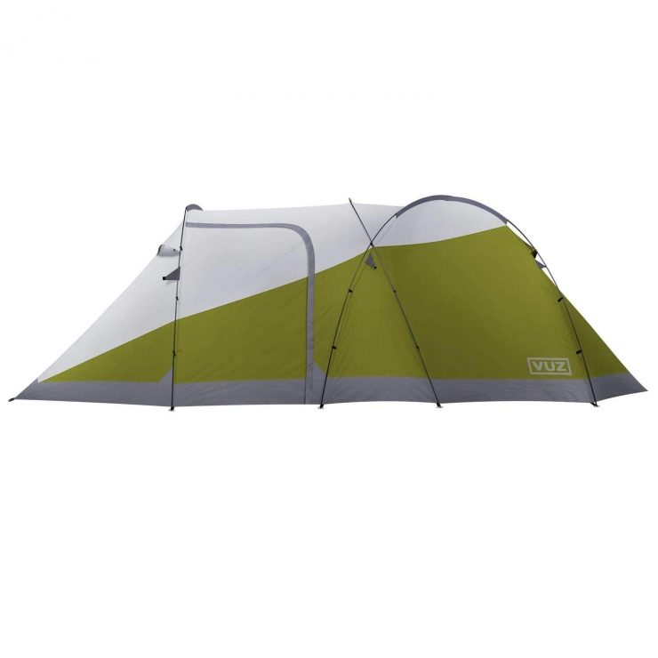 Vuz Motorcycle + 3-Person Tent 3'