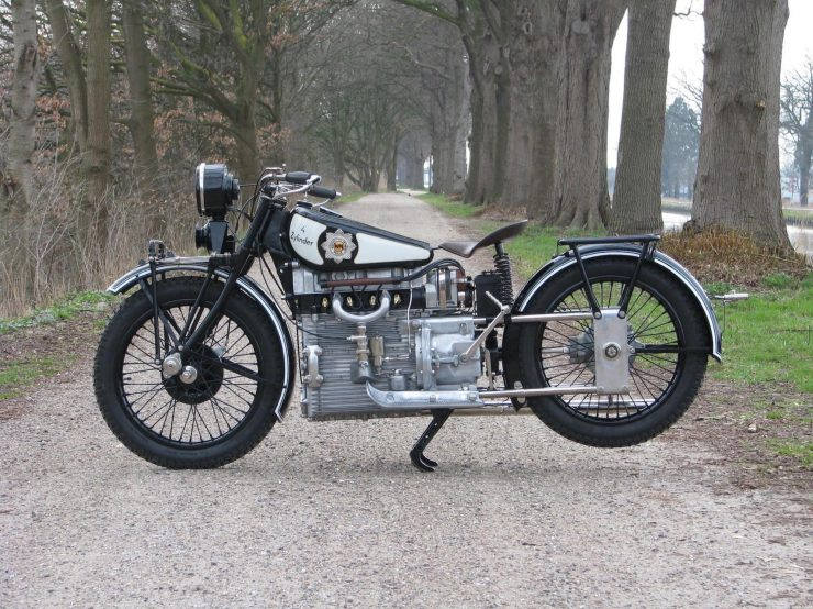 Windhoff Four Motorcycle