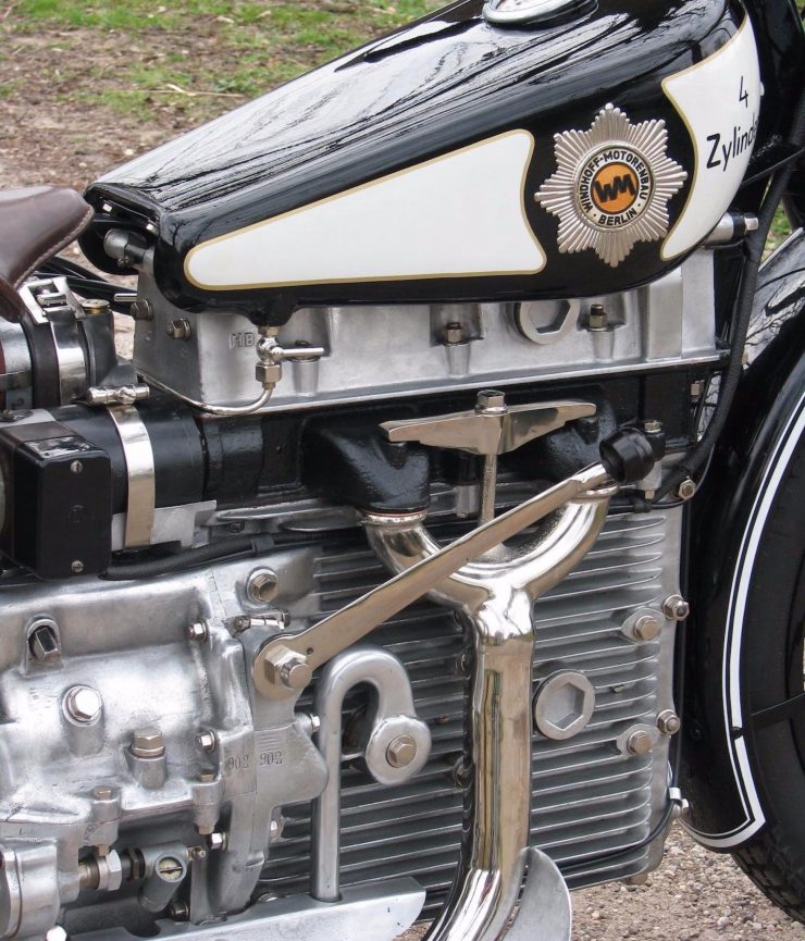 Windhoff Four Motorcycle Engine 1