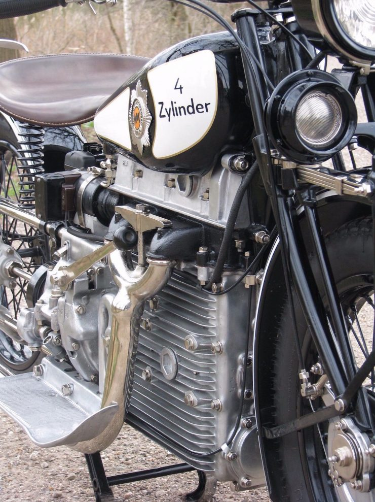 Windhoff Four Motorcycle Engine 2