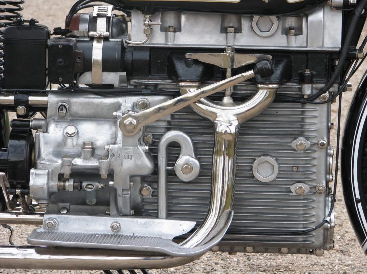 Windhoff Four Motorcycle Engine