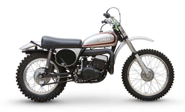 Yamaha SC500 - The Original Japanese Motocross Widowmaker