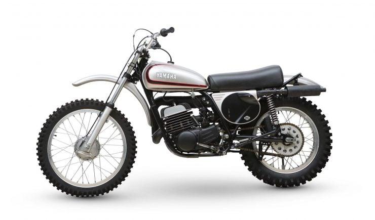 Yamaha SC500 Motocross