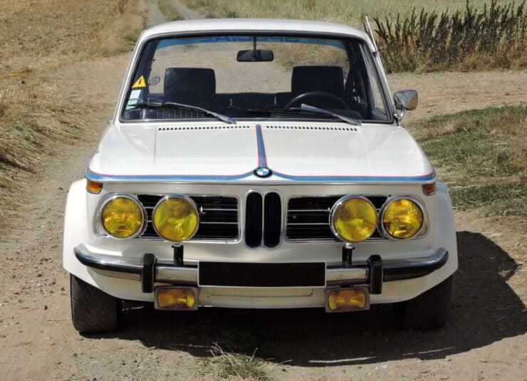 BMW 2002 Tii Racing