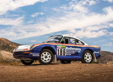 Porsche 959 Paris-Dakar Car
