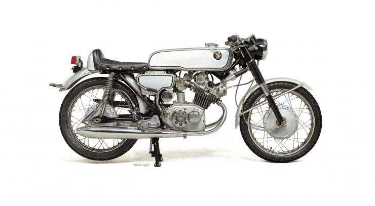 1962 Honda CR93
