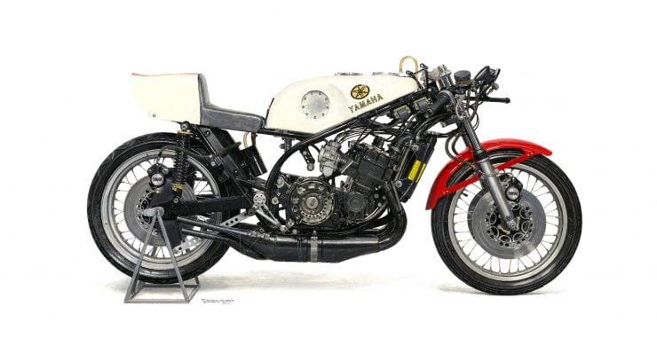 1974 Yamaha YZR750