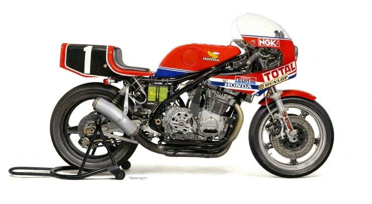 1981 Honda RS1000