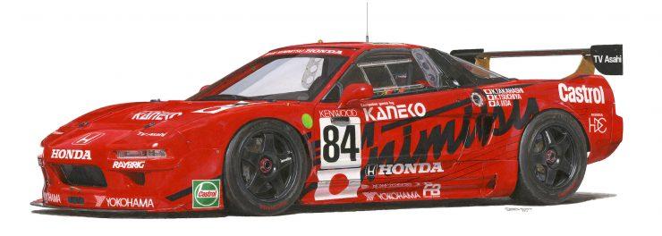 1995 NSX Le Mans