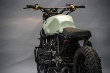 BMW K1100 Scrambler Seat