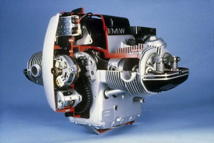 BMW R80 R100 Engine
