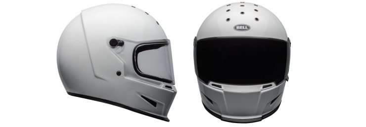 Bell Eliminator Helmet White Main