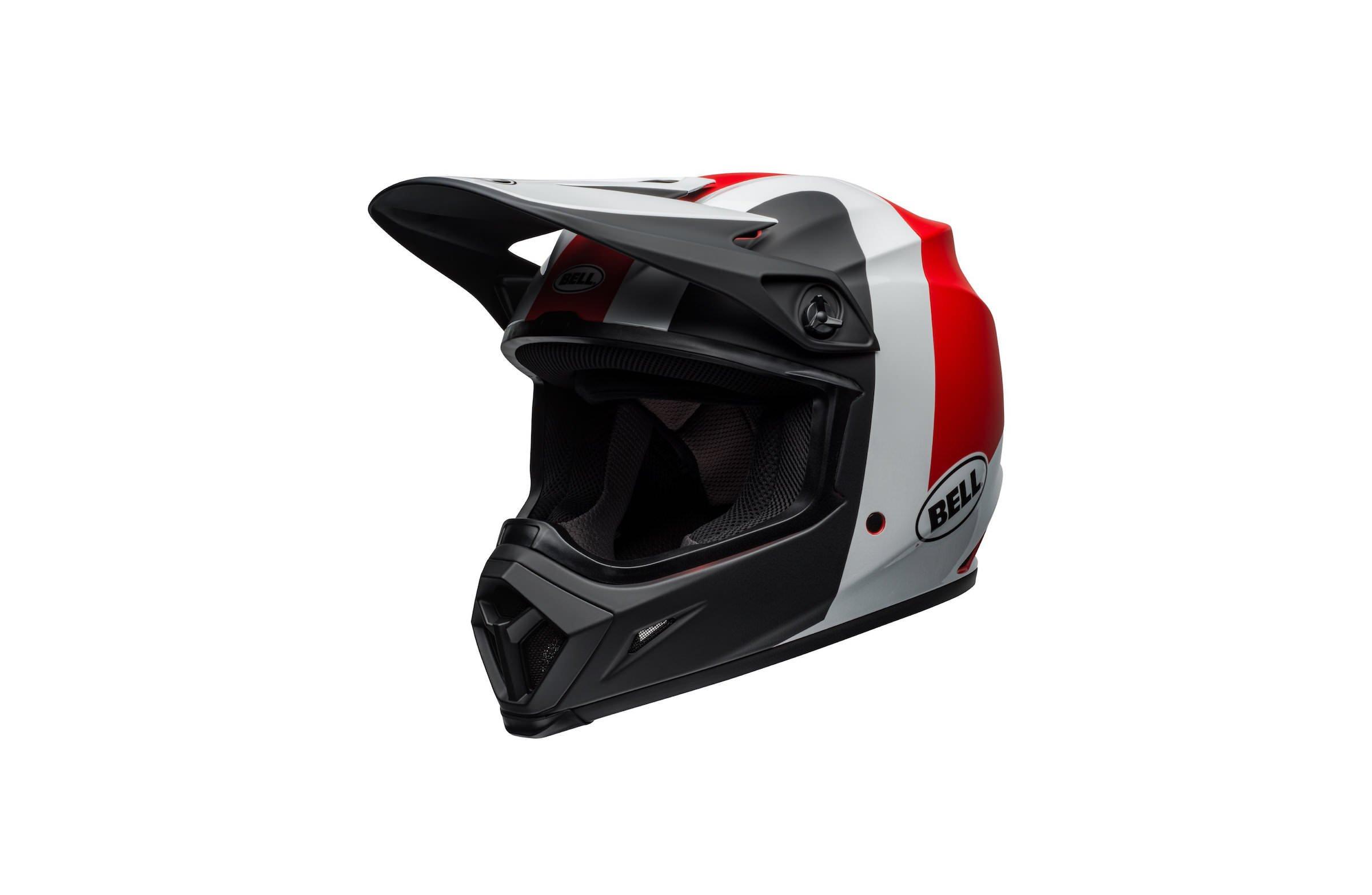 Bell MX-9 MIPS Motorcycle Helmet