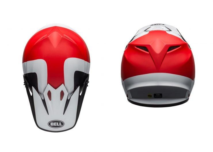 Bell MX-9 MIPS Presence Helmet Collage