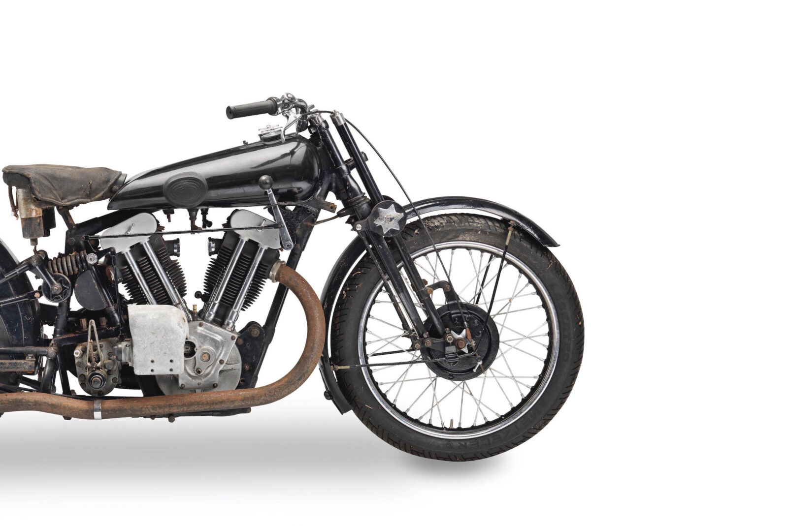 Mrs Knight's Brough Superior SS100 - A $200,000+ Project Motorcycle