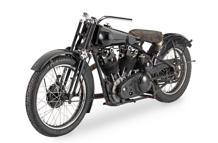 Brough Superior SS100 2