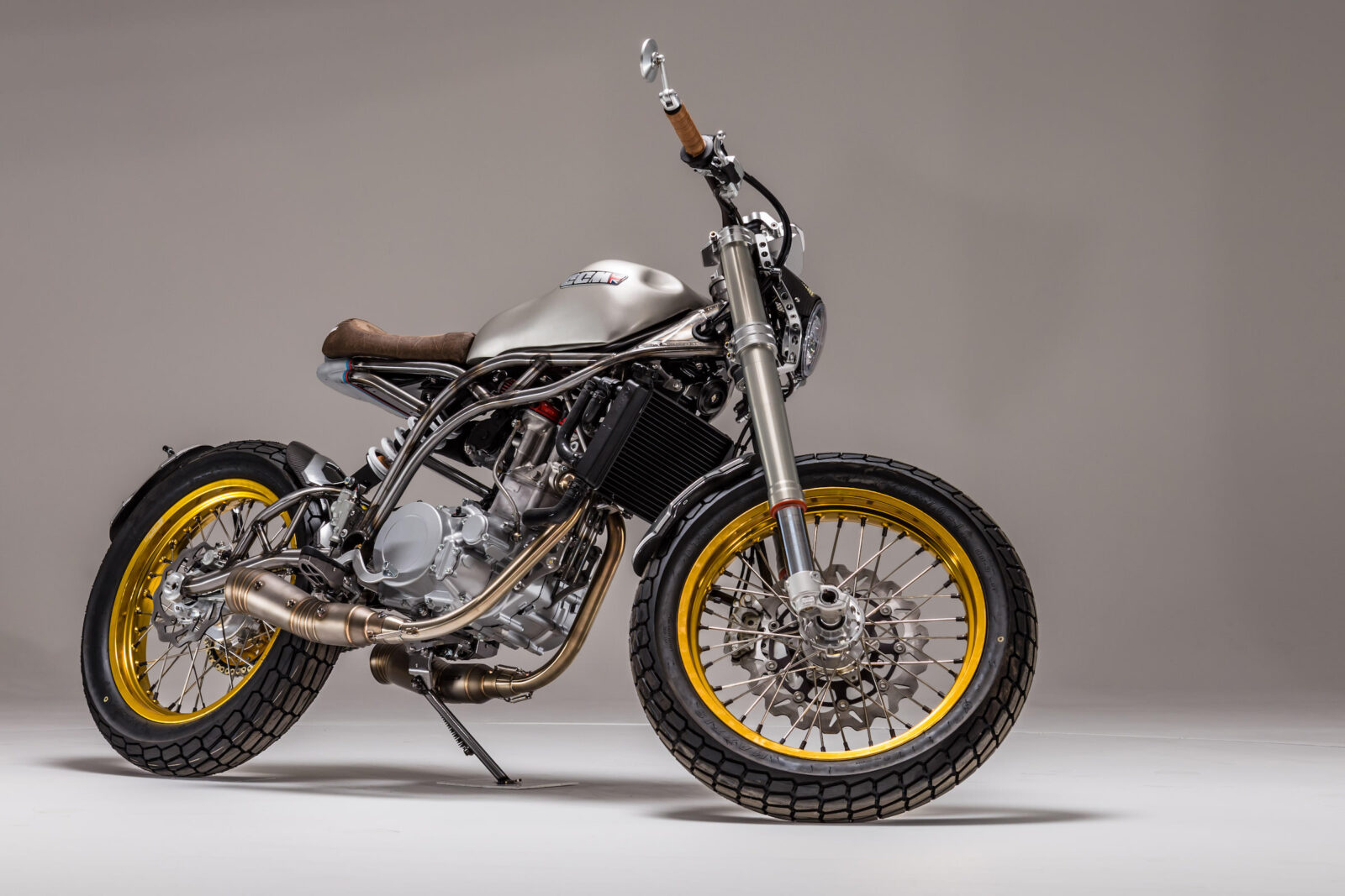 The CCM Spitfire - Possibly The World's Fastest Selling Hand-Built Production Motorcycle