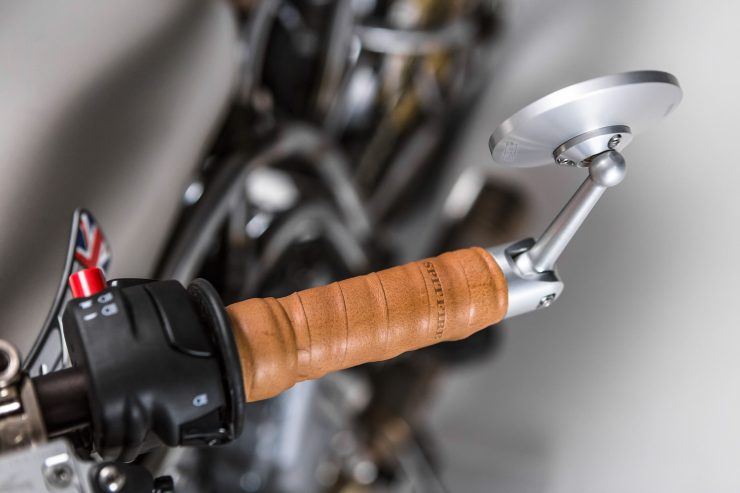 CCM Spitfire Motorcycle Handlebar Grips