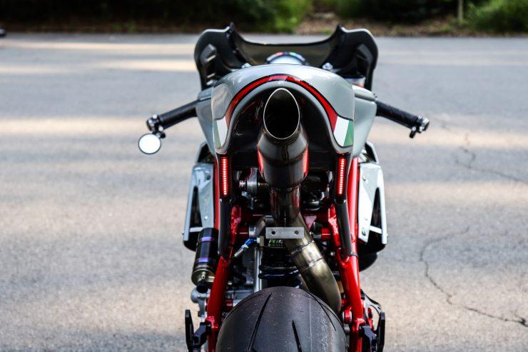 Ducati 749 Custom 5