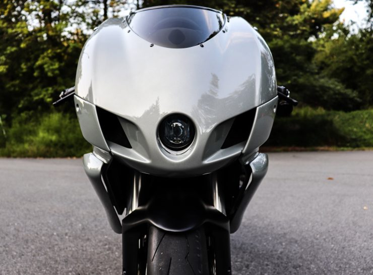 Ducati 749 Custom Headlight