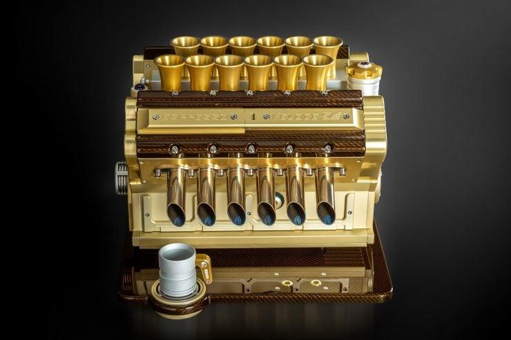 Espresso Veloce Royale - An Espresso Maker 1