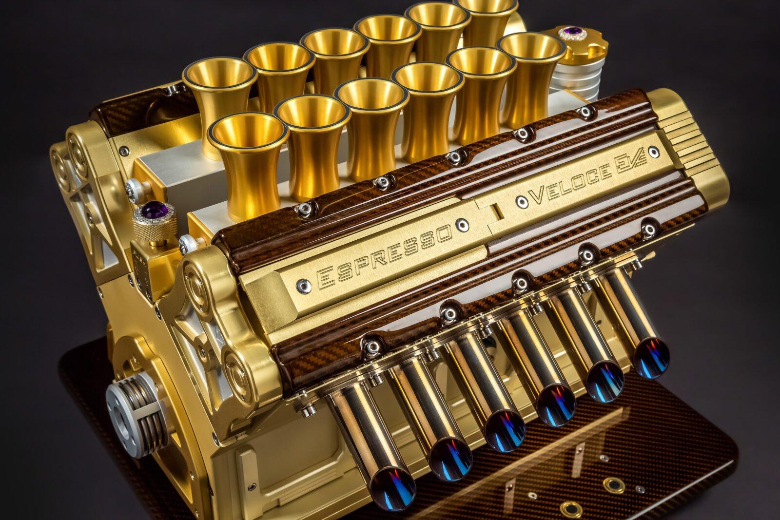 Espresso Veloce Royale - An Espresso Maker